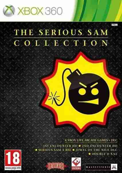 Descargar The Serious Sam Collection [MULTI][USA][XDG2][KDZ] por Torrent